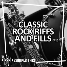 Classic Rock Riffs and Fills