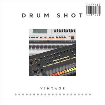 Drum Shot: Vintage