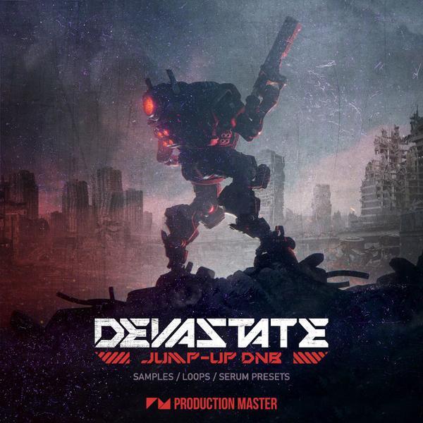 Devastate - Jump Up Drum n Bass