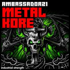 Ambasador21 Metal Kore