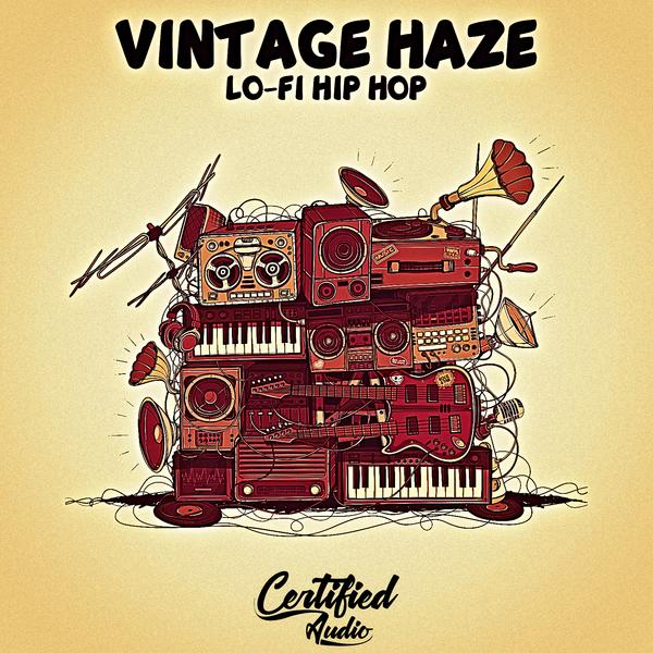 Vintage Haze Lo-Fi Hip Hop