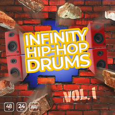 Infinity Hip Hop Drums Vol 1