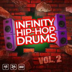 Infinity Hip Hop Drums Vol 2