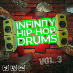 Infinity Hip Hop Drums Vol 3