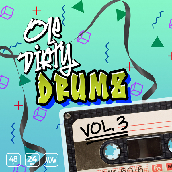 Ole Dirty Drum Vol 3