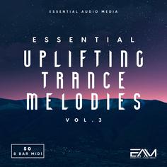 Essential Uplifting Trance Melodies Vol 3