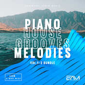 Piano House Grooves Melodies Bundle