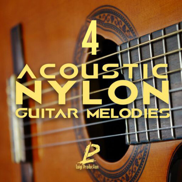 Acoustic Nylon: Guitar Melodies 4