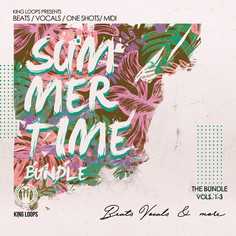 Summertime: Beats & Vocals Bundle