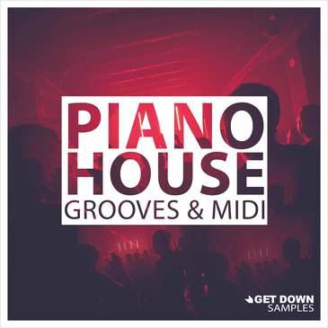 Piano House Grooves Vol 1