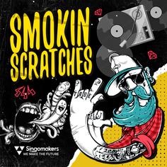 Smokin Scratches