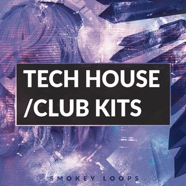 Smokey Loops: Tech House Club Kits