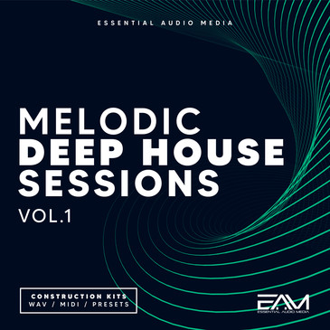 Melodic Deep House Sessions Vol 1