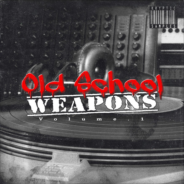 Old School Weapons Vol 1