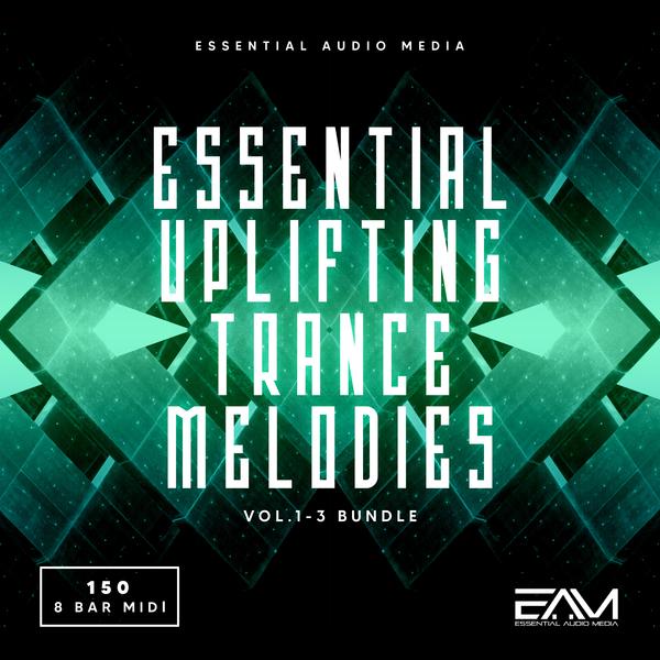 Essential Uplifting Trance Melodies Bundle (Vols 1-2-3)