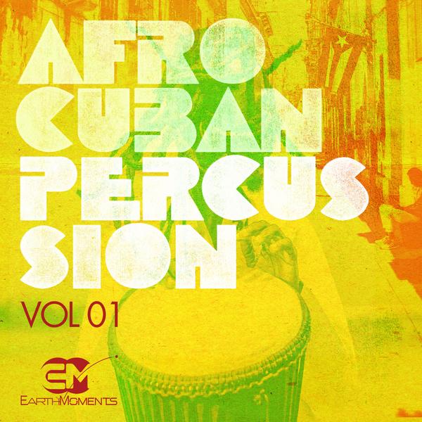 Afro-Cuban Percussion Vol 01