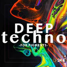 Deep Techno for Pigments