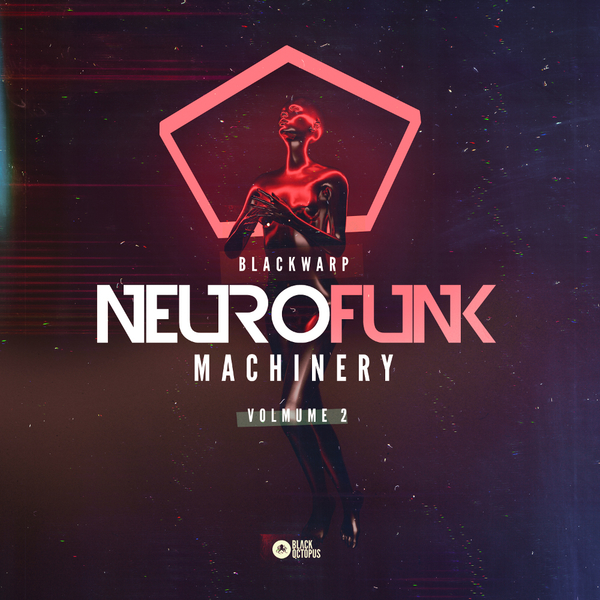 Blackwarp - Neurofunk Machinery Vol 2