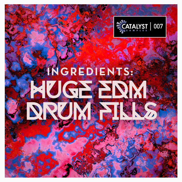 Huge EDM Drum Fills