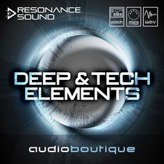 Audio Boutique: Deep & Tech Elements