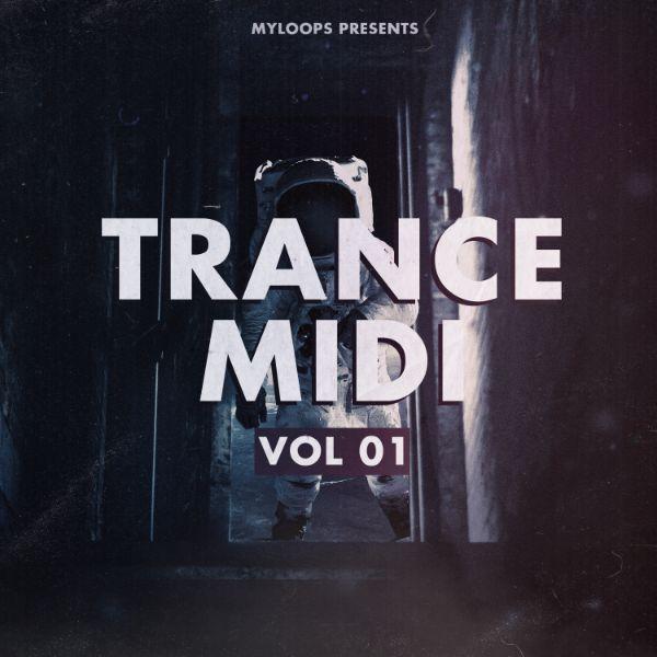 Trance MIDI Vol 1