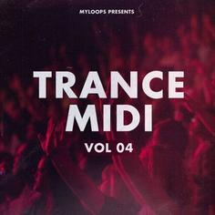 Trance MIDI Vol 4