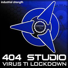 404 Studio Virus TI Lockdown