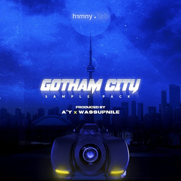Gotham City: Dark Trap