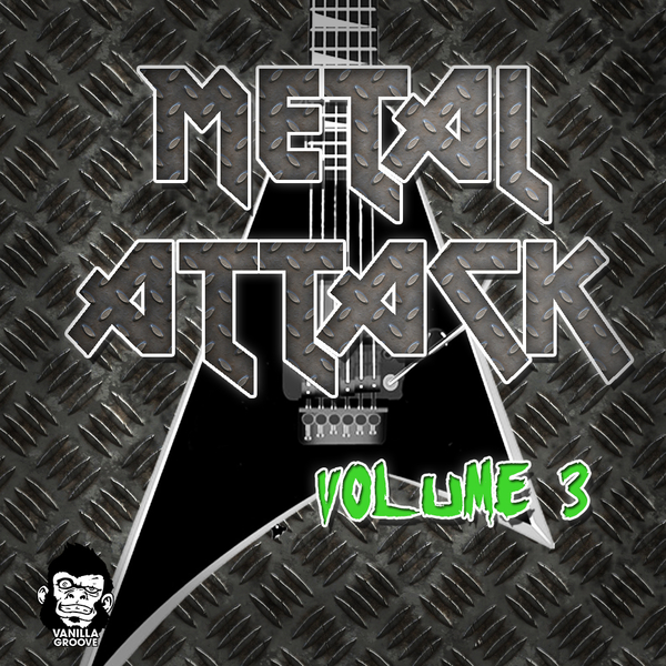 Metal Attack Vol 3