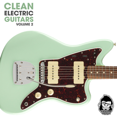 Clean Electric Guitars Vol 2