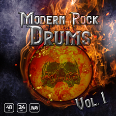 Modern Rock Drums Vol 1