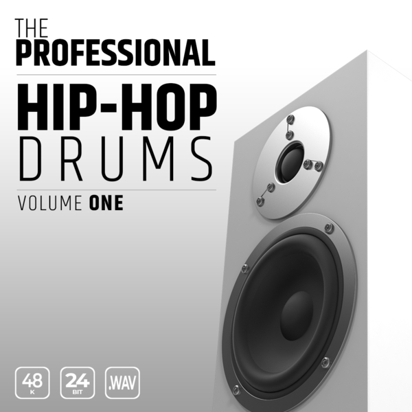 The Professional Hip Hop Drums Vol 1
