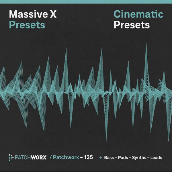 Dark Cinematic: Massive X Presets