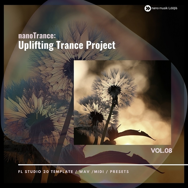 nanoTRANCE: Uplifting Trance Project Vol 8