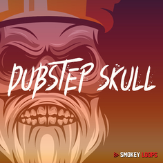 Smokey Loops: Dubstep Skull