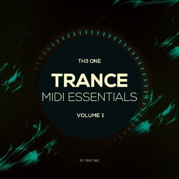 TH3 ONE Trance MIDI Essentials Vol. 1