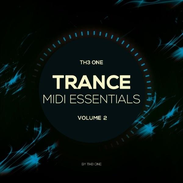 TH3 ONE Trance MIDI Essentials Vol. 2