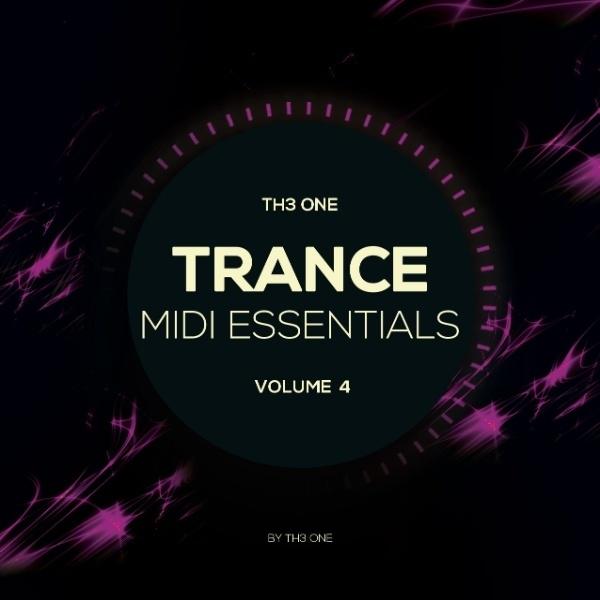 TH3 ONE Trance MIDI Essentials Vol. 4