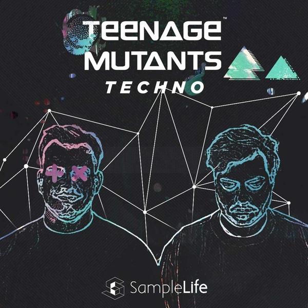 SampleLife: Teenage Mutant Techno