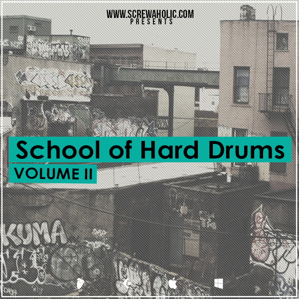 School Of Hard Drums Vol. 2