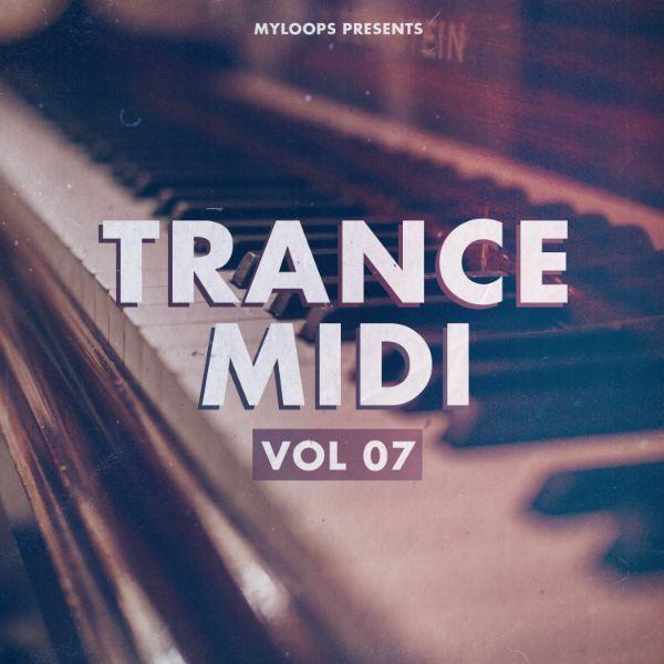 Trance MIDI Vol 7