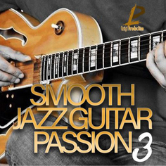 Smooth Jazz Guitar Passion 3