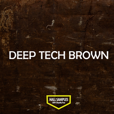 Hall Samples: Deep Tech Brown