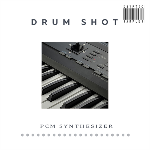 Drum Shot: PCM Synthesizer