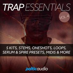 Baltic Audio: Trap Essentials Vol 4