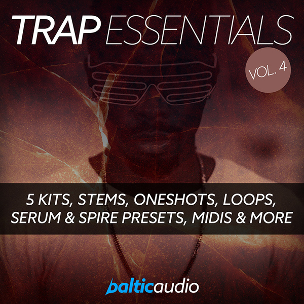 Baltic Audio: Trap Essentials Vol 4