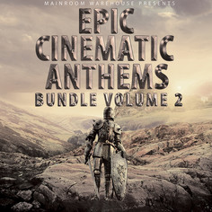 Epic Cinematic Anthems Bundle Vols 4, 5 & 6