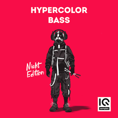 IQ Samples: Hypercolor Bass: Night Edition