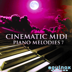 Cinematic MIDI Piano Melodies 7