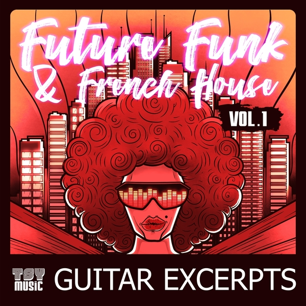 Future Funk French Vol 1 Guitar Excerpts